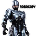 Программа robocopy