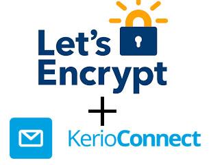 Использование Let's Encrypt с Kerio Connect